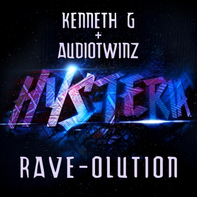 Kenneth G + Audiotwinz - Rave-Olution