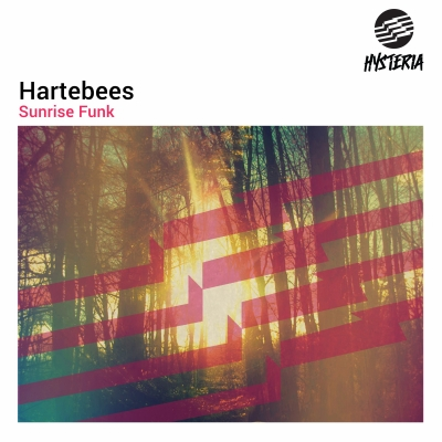 OUT JULY 27TH: HARTEBEES – SUNRISE FUNK