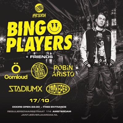 Bingo Players & Friends 2019