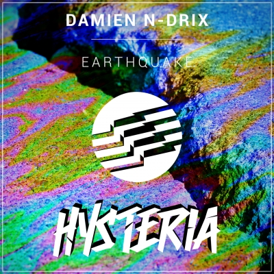 Damien N-Drix - Earthquake