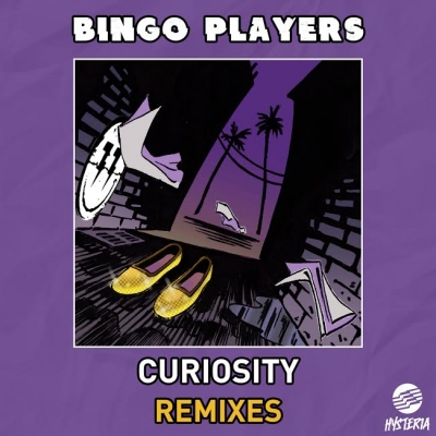 """CURIOSITY"" REMIXES ARE OUT!"