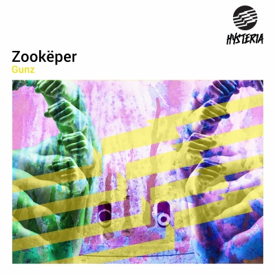 OUT FEBRUARY 26TH: ZOOKËPER – GUNZ