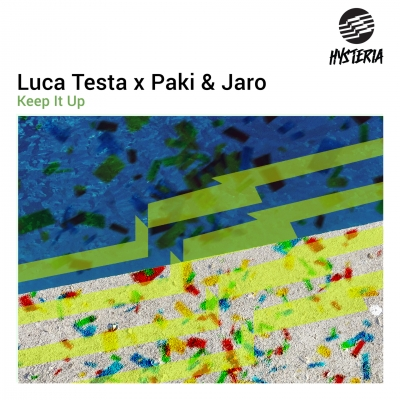Luca Testa X Paki & Jaro - Keep It Up!