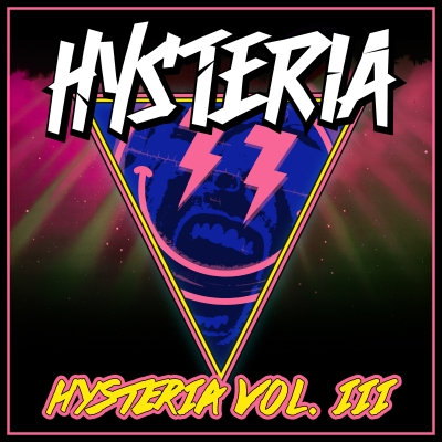 OUT OCTOBER 14th: Hysteria EP Vol. 3