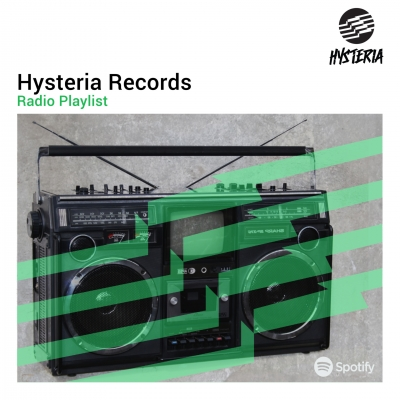 Hysteria Radio Playlist @ Spotify